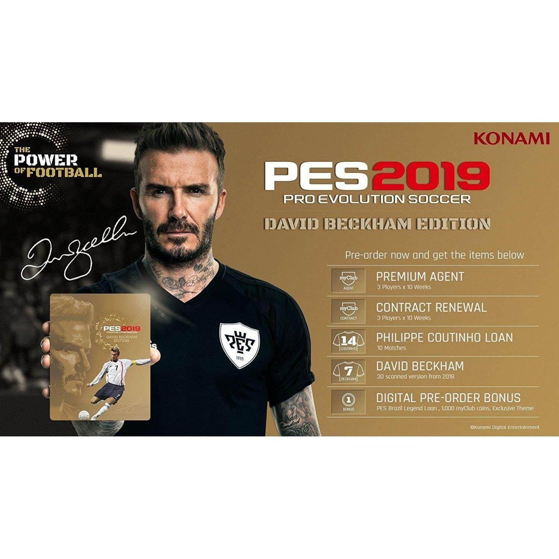 Features Ps4 Pes 2018 Pro Evolution Soccer R2 Eng Dan Harga Terbaru Sony Premium Edition Pre Order 2019 David Beckham Eta