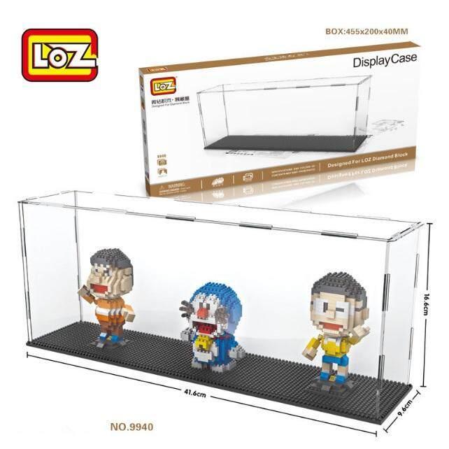 Loz Extra Big Nano/Diamond Block Display Case/Casing/Box[Nanoblock Compatible]