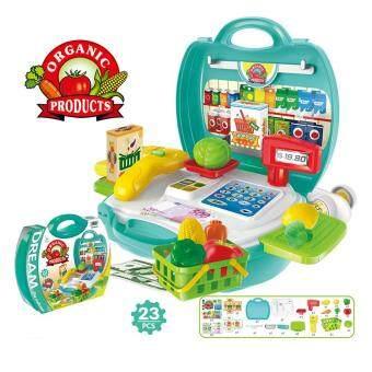 การส่งเสริม MayLer Store Children'S Simulation Kids Toy Funny Makeup Light Weight Play House Toys Gift find price - มีเพียง ฿342.35