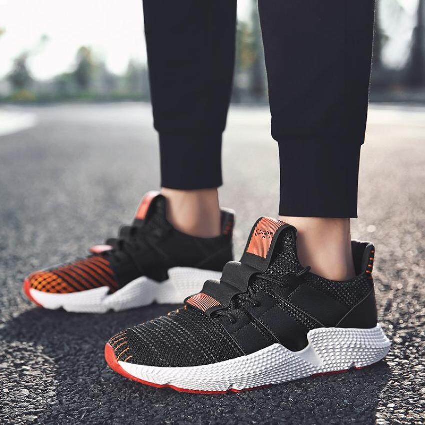 ZOWIE 2018 Comfortable leisure shoes Men' fashion Casual Sport Shoes Running Sneakers