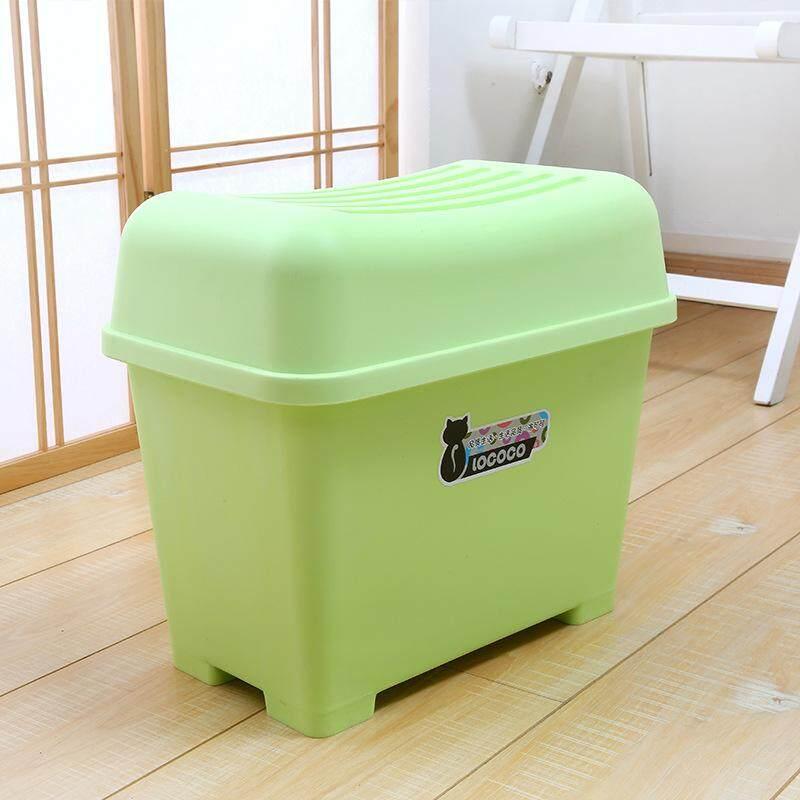 Childrens creative storage stool - intl