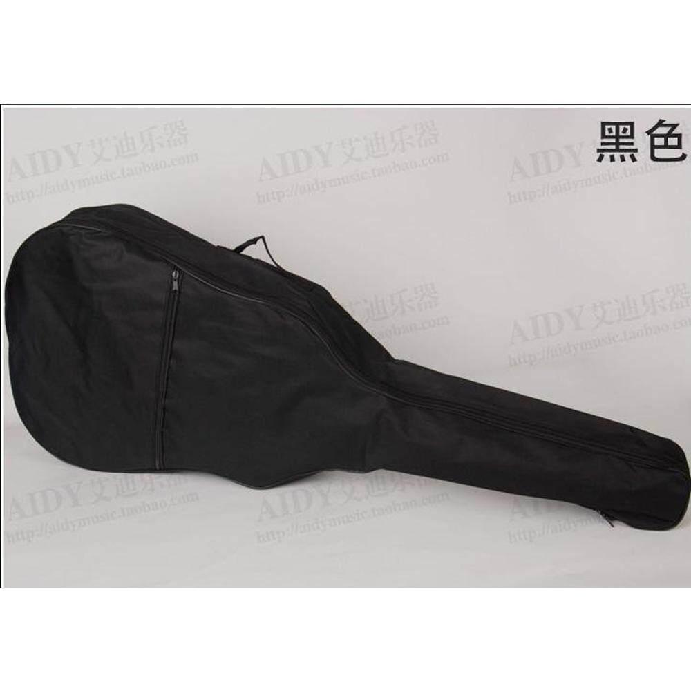 Acoustic Guitar 41 Inch Padded Gig Bag Beg Gitar Akustik Backpack Hand Carry