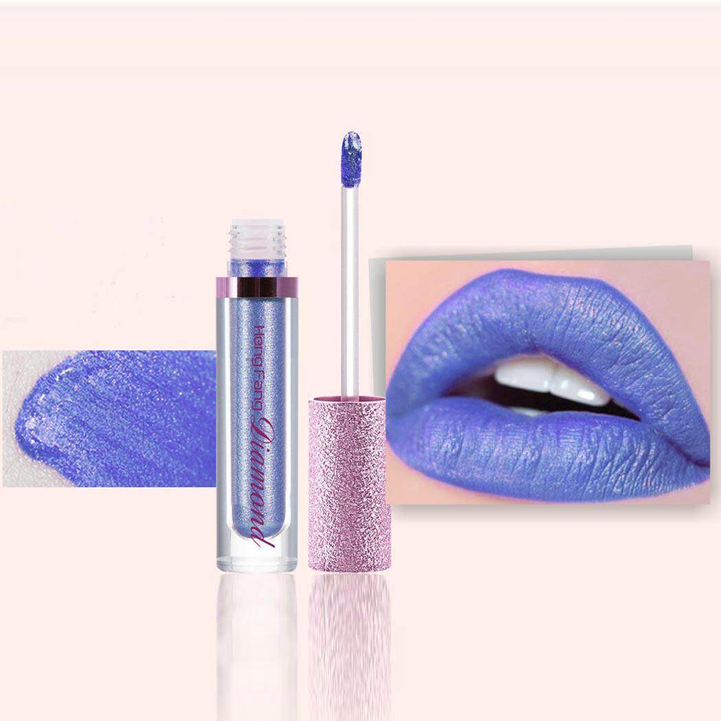 Cyber New Makeup Cosmetic Matte Long Lasting Waterproof Soft Lip Liquid Lipstick Lip Gloss - intl Philippines