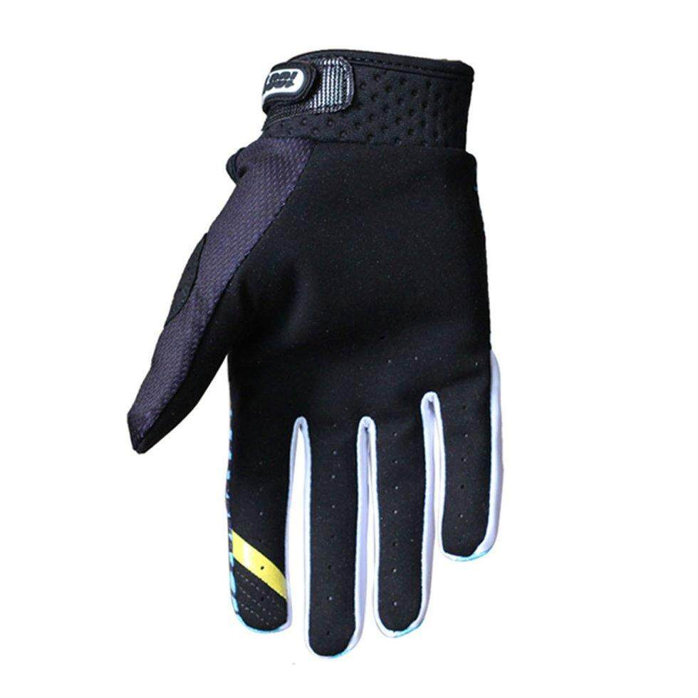 Sarung Tangan Balap Naik Motocross Sepeda Motor Pengendara Sarung Tangan Pelindung untuk Pria .