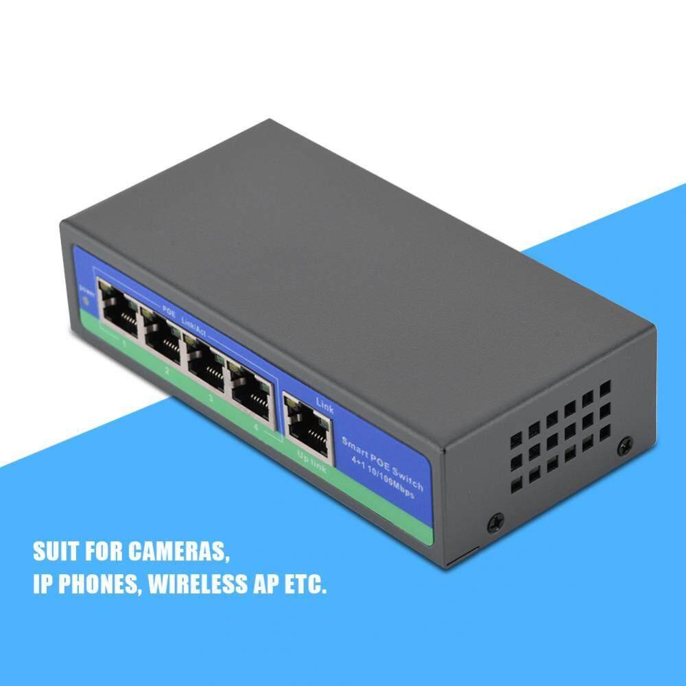 Jual Ethernet Switch Hub Termurah Terbaru Kabel Poe Spliter Splitter Injector 1set 4 Port Daya Di Atas 1 Uplink