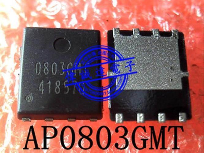 2 Chiếc AP0803GMT-HF 0803GMT AP0803GMT QFN8 Mới