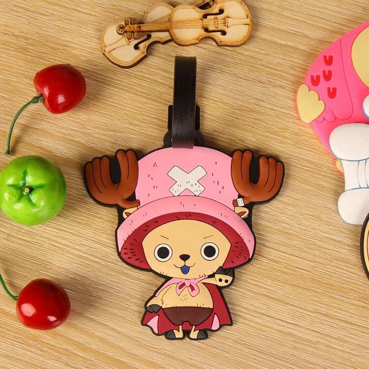One Piece Chopper Luggage Tag