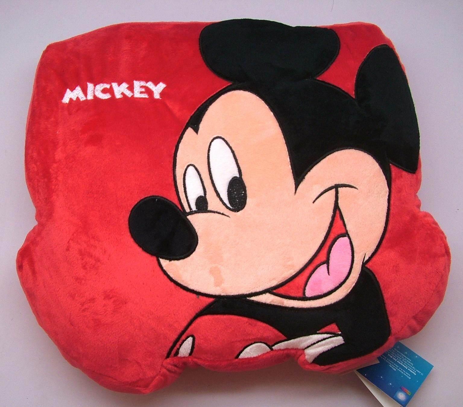 Disney Mickey Cushion - Odd Shape