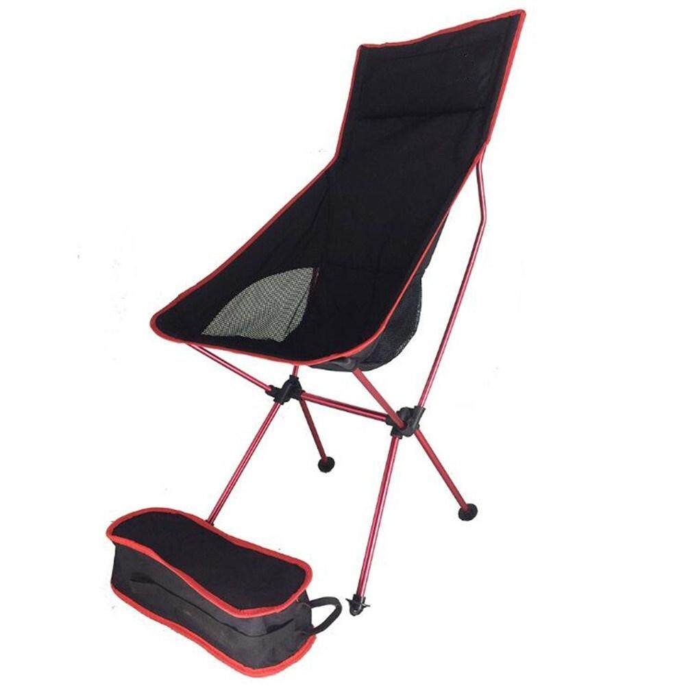 Outdoor Storage Portable Folding Chair Mini Backrest Fishing Moon Chair Director Sketch Backpack Folding Chair Furniture