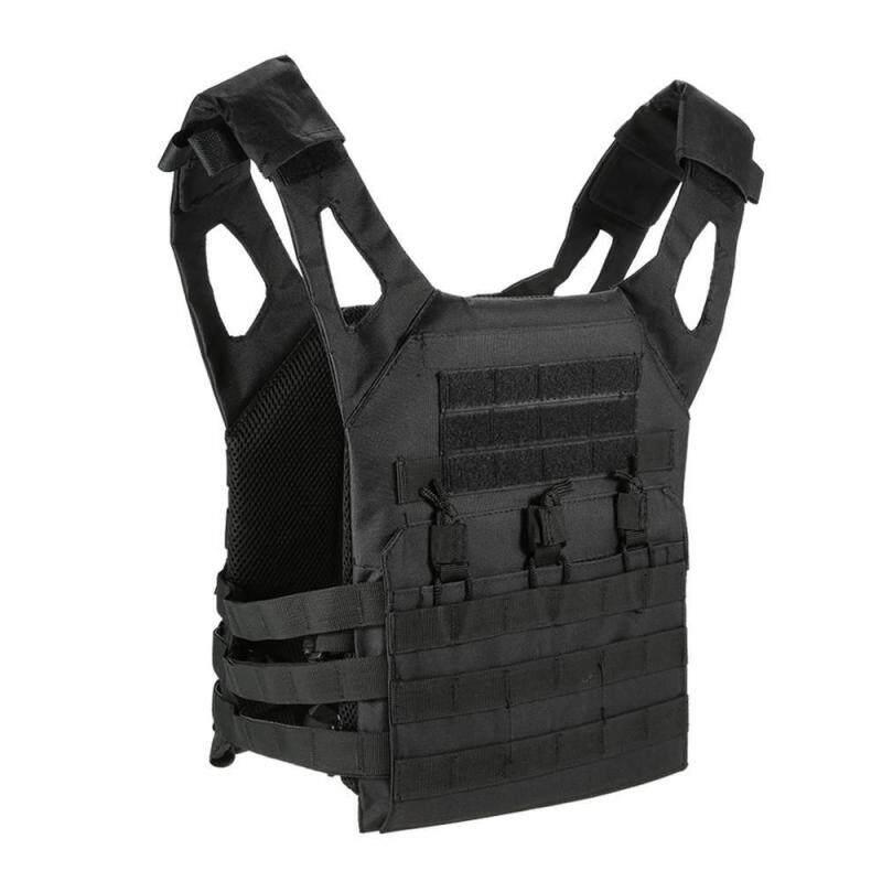 1000D Tactical Vest Military Molle Plate Carrier Magazine CS Outdoor Protective Lightweight Vest