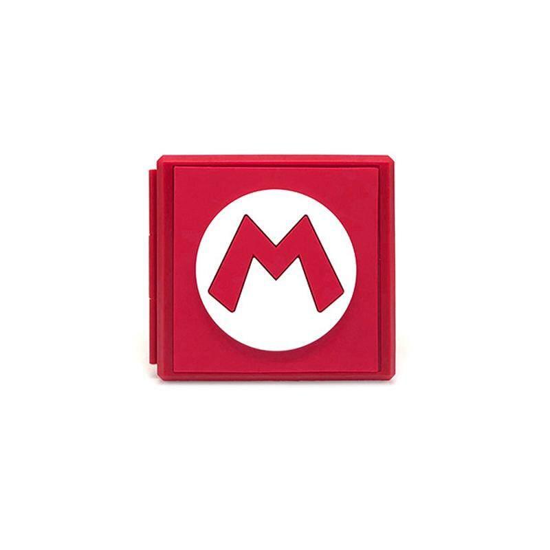 Hình ảnh Hộp Đựng Thẻ Game Cầm Tay Lucky-g, Hộp Vỏ Cứng Nintendo Switch, Phụ Kiện Nintendo Switch NS