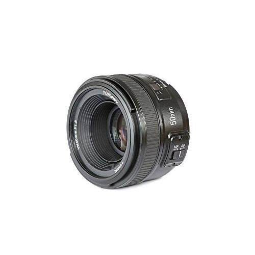YONGNUO YN50mm F1.8 Lens Large Aperture Auto Focus Lens For Nikon EF Mount EOS Camera - intl