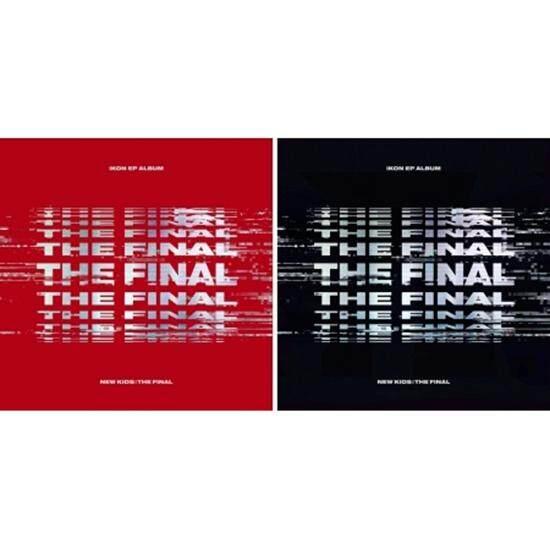 IKON - NEW KIDS : THE FINAL (EP)((VERSION RANDOM / Folded Poster)
