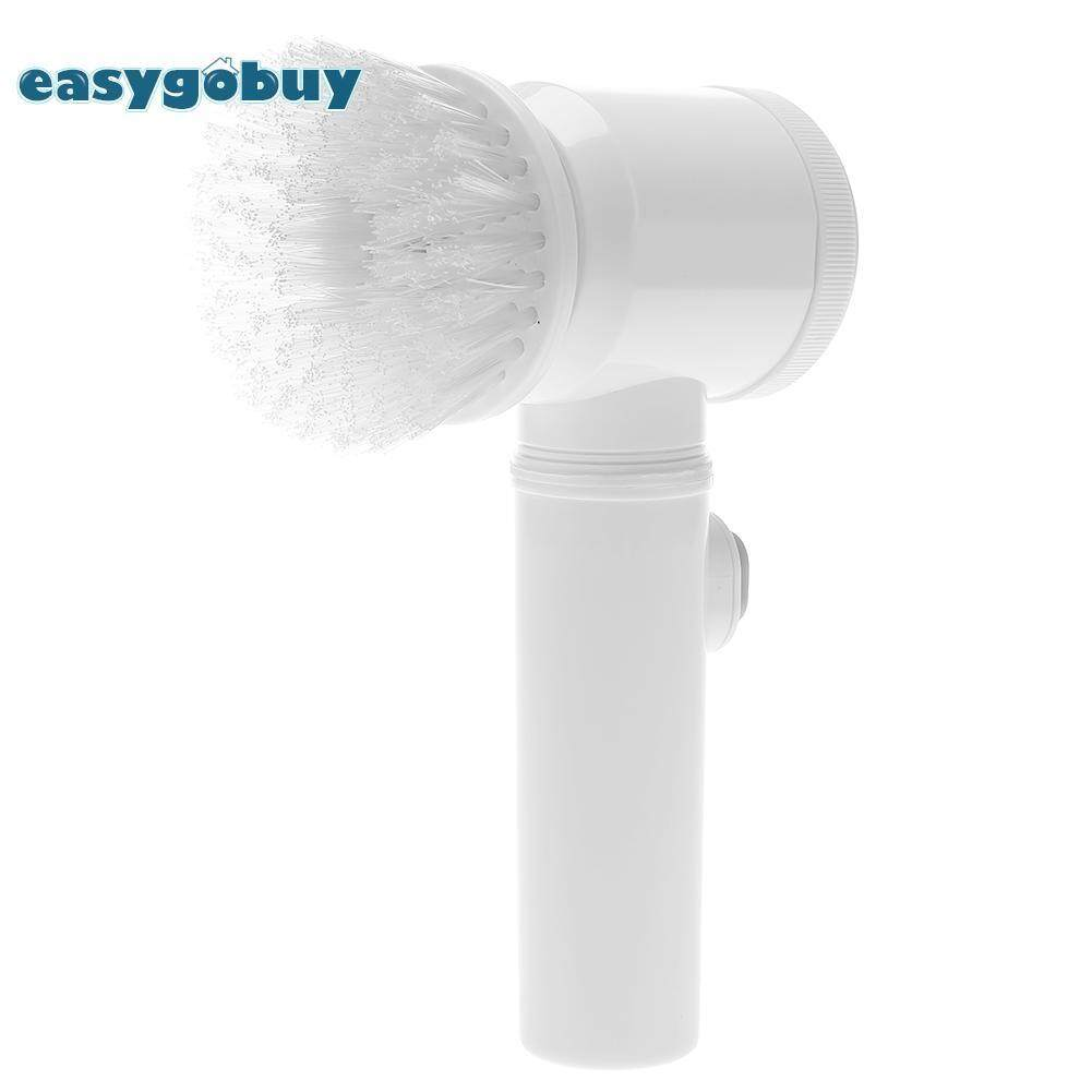 5 in 1 Electric Cleaning Brush Handheld Cleaning Brush for Bathroom Tile and Tub Home Kitchen