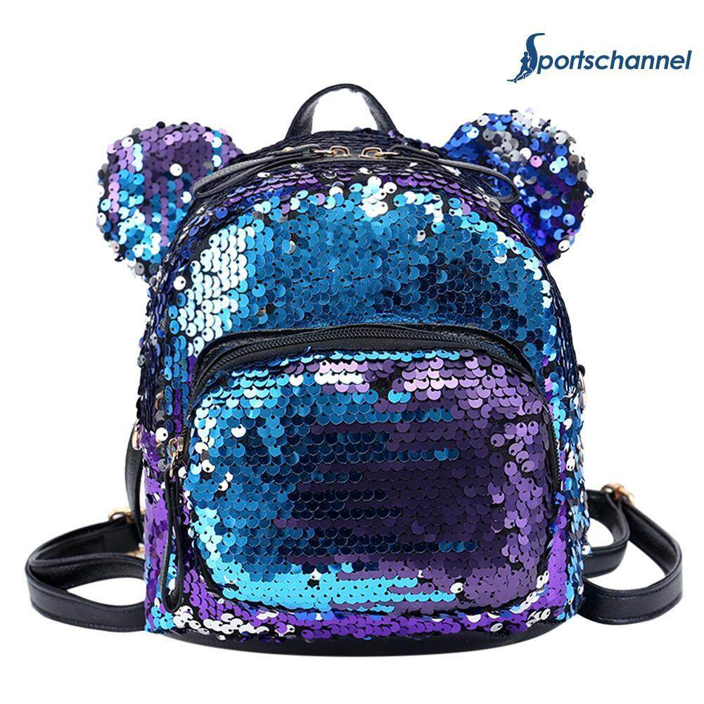 Fashion Wanita Bifold Wallet Pu Kopling Keemasanint One Size Intl ... - Bag Us Tas Multifungsi Ransel Bag - Cokelat. Source · Bersinar Wanita Manik-manik ...