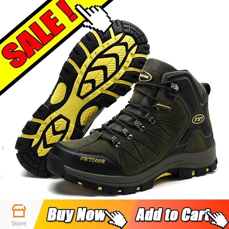 Sepatu Mendaki Pria Sepatu Mendaki untuk Pria Sepatu Mendaki Tahan Air  Mountain Sepatu Mendaki Sepatu Trekking f0e784b1a8