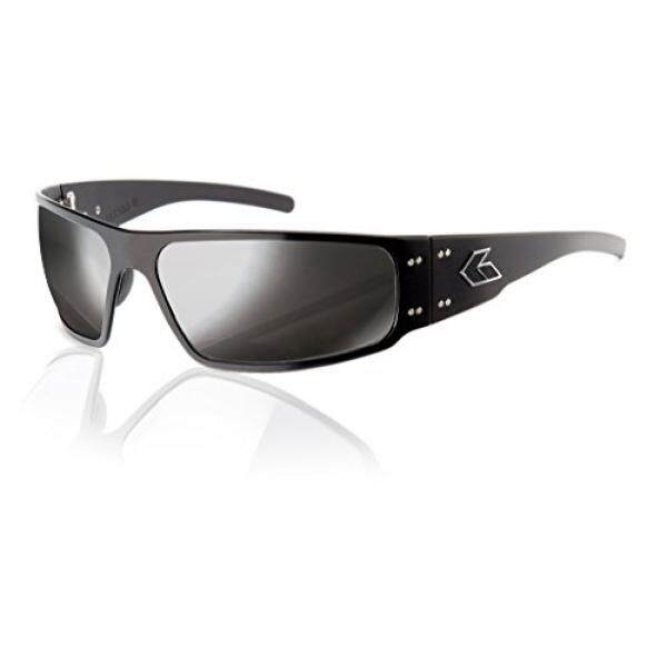 Gatorz Magnum Sunglasses, Metal Aluminum Frame, Military Tactical Style, Made in USA -