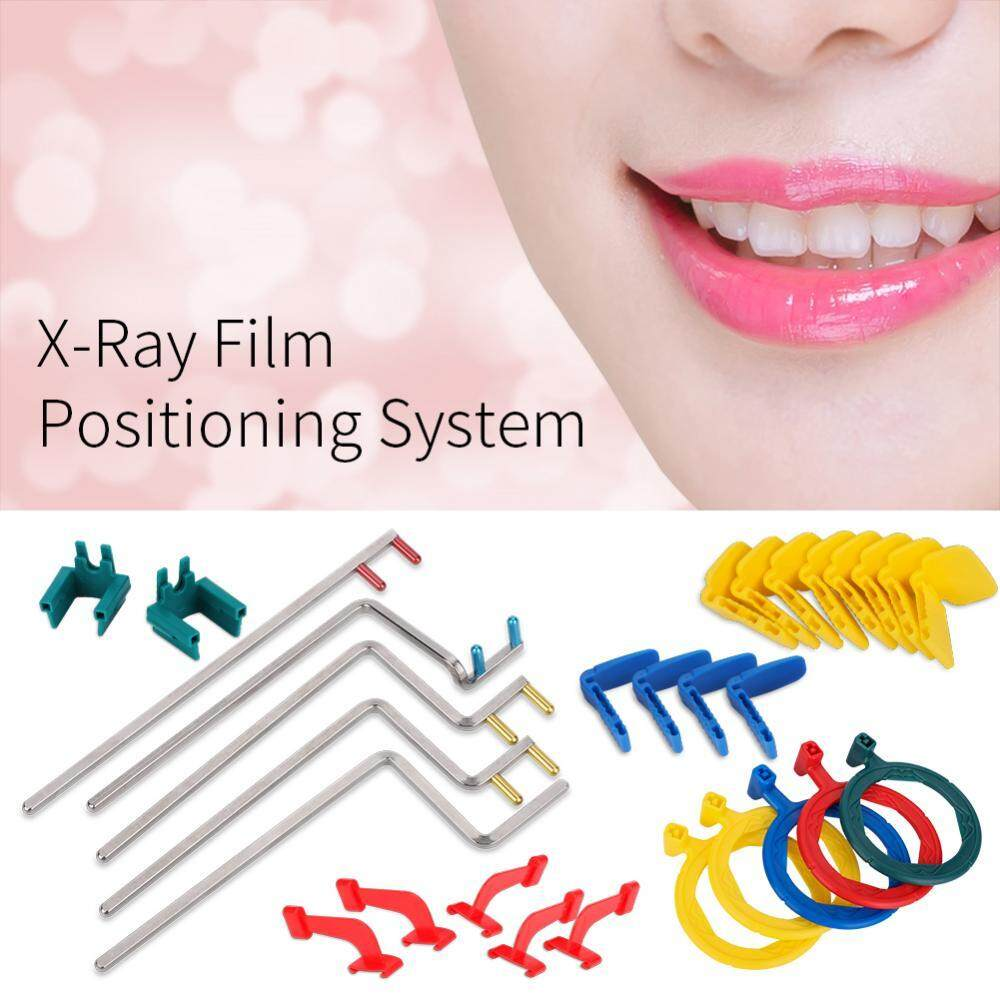 X-Ray Film Positioning System Positioner Holder Locator Instrument Set Dental Tools - intl
