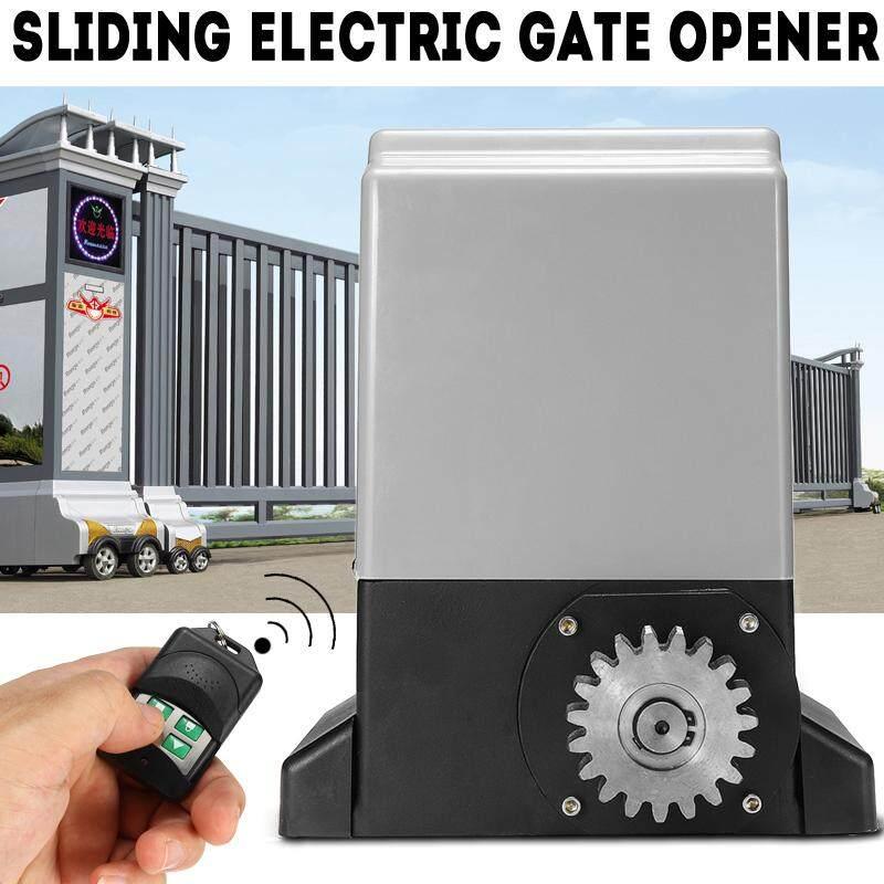 Trượt Cổng Điện Dụng Cụ Mở Tự Động Xe Máy Có 2 Điều Khiển từ xa 550 Wát 220 V