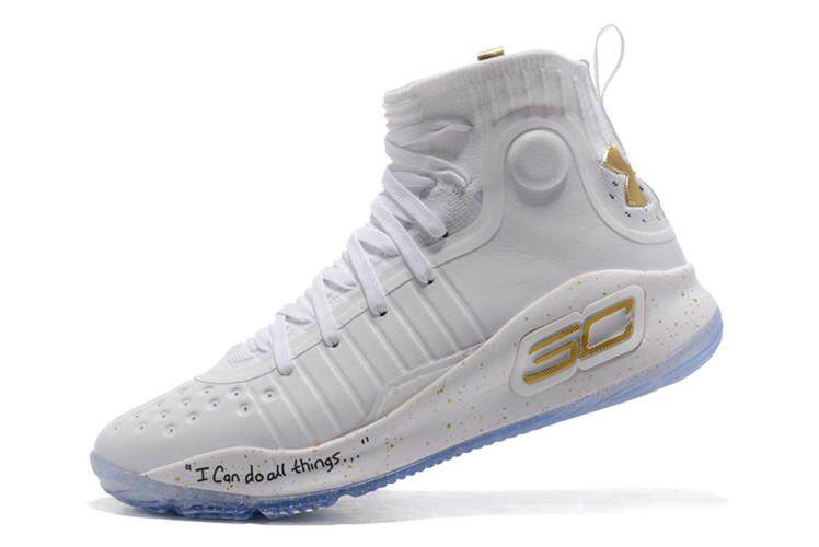 Under Armour Resmi Stephen Curry Curry 4.0 MID TOP SC EU 40-45 Pria  Basketaball a61bc3464c