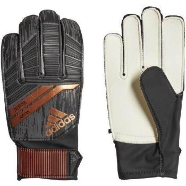 adidas Predator Junior Goalie Glove, Black, - intl