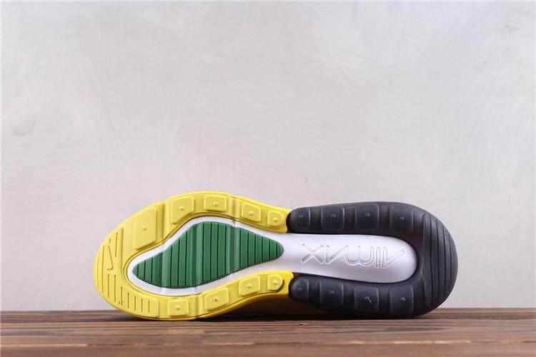 Nike Resmi AIR MAX 270 Low Top Sepatu Lari Wanita Diskon (Abu-abu Biru