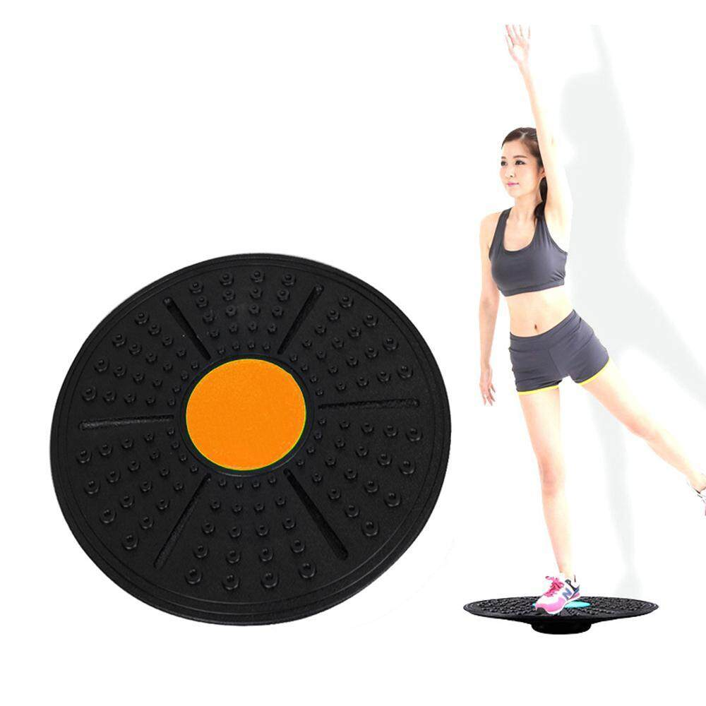 360wish Waist Twisting Disc Ankle Body Aerobic Exercise Figure Magnetic Trimmer Jogging Plate Niceeshop Balance Board Wobble Physio Adjustable