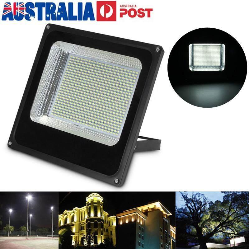 200W Bright White LED Flood Light Outdoor Garden Security Floodlight IP66 240V - intl