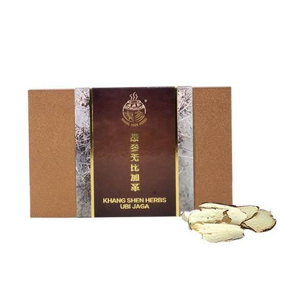 Khang Shen Herbs Ubi Jaga Slice