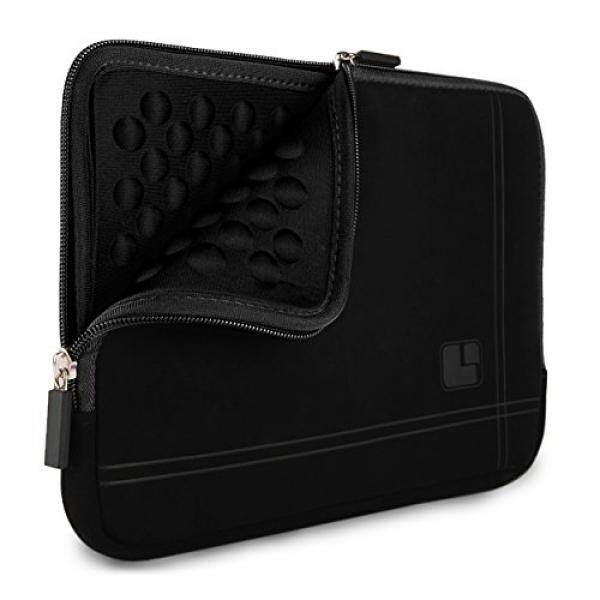 Laptop Lengan Microsuede 13 Kompak Pelindung Empuk Microfiber Lengan untuk Samsung Chromebook Series 11.6 Inch Laptop/GALAXY NOTE PRO 12.2 Inch Tablet-Intl
