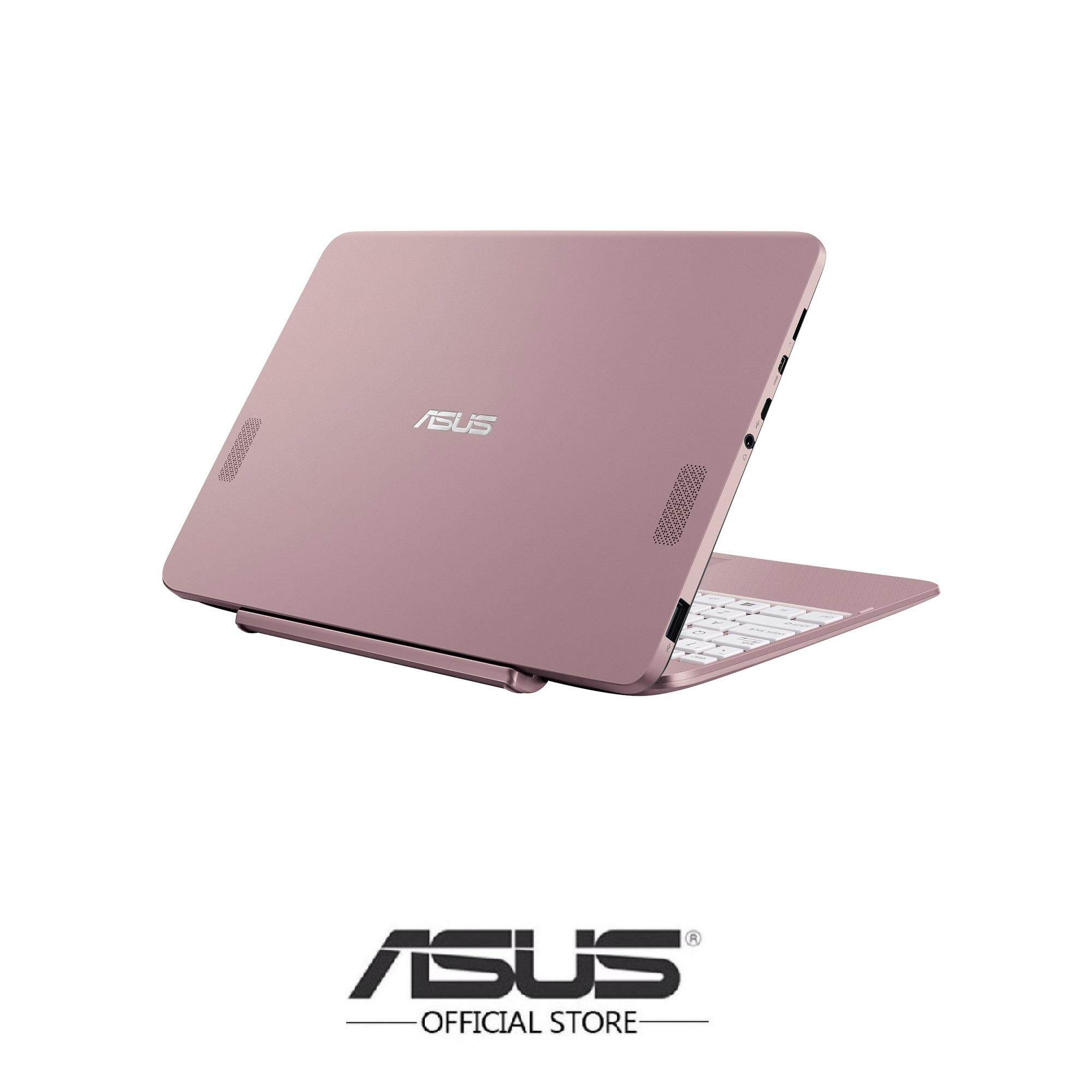 Asus Transformer Book T101HA T101H-AGR007T PINK (10.1/Z8350/2G[ON BD]/64G/W10) Malaysia