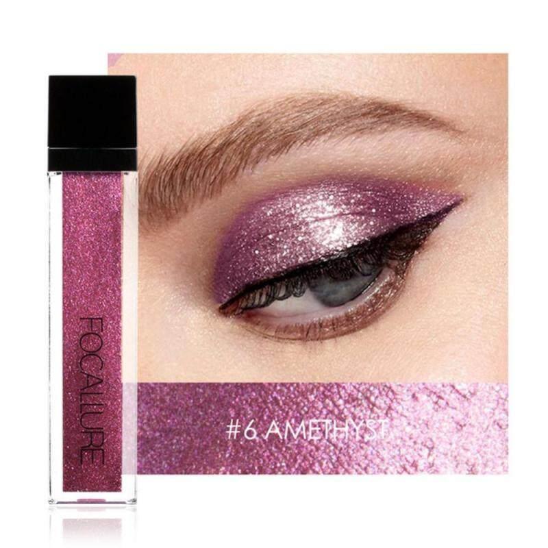 Cosmetic Glitter Long Lasting Hydrating Liquid Eyeshadow Eye Shadow Beauty Tool - intl