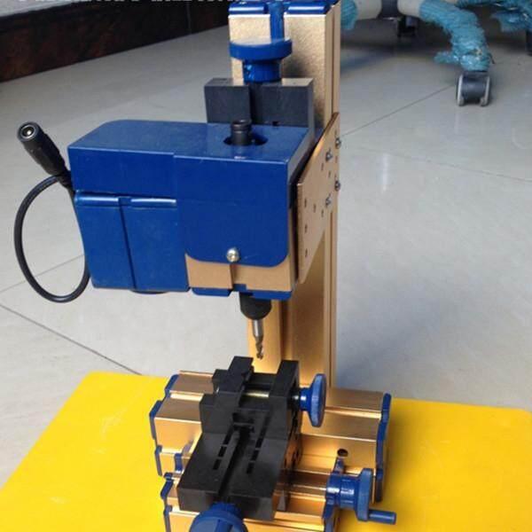 Mini Mesin Bubut Kayu Woodworking Milling Mesin Hobi DIY Alat-Internasional