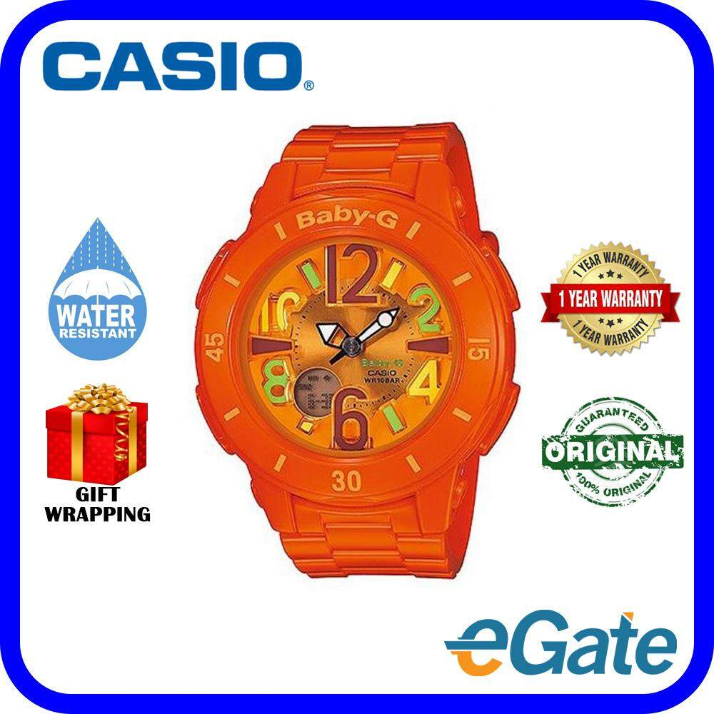 Features Casio Baby G Bga 171 4b2d Women Watch Digital Analog Sport 150ef 7b Original