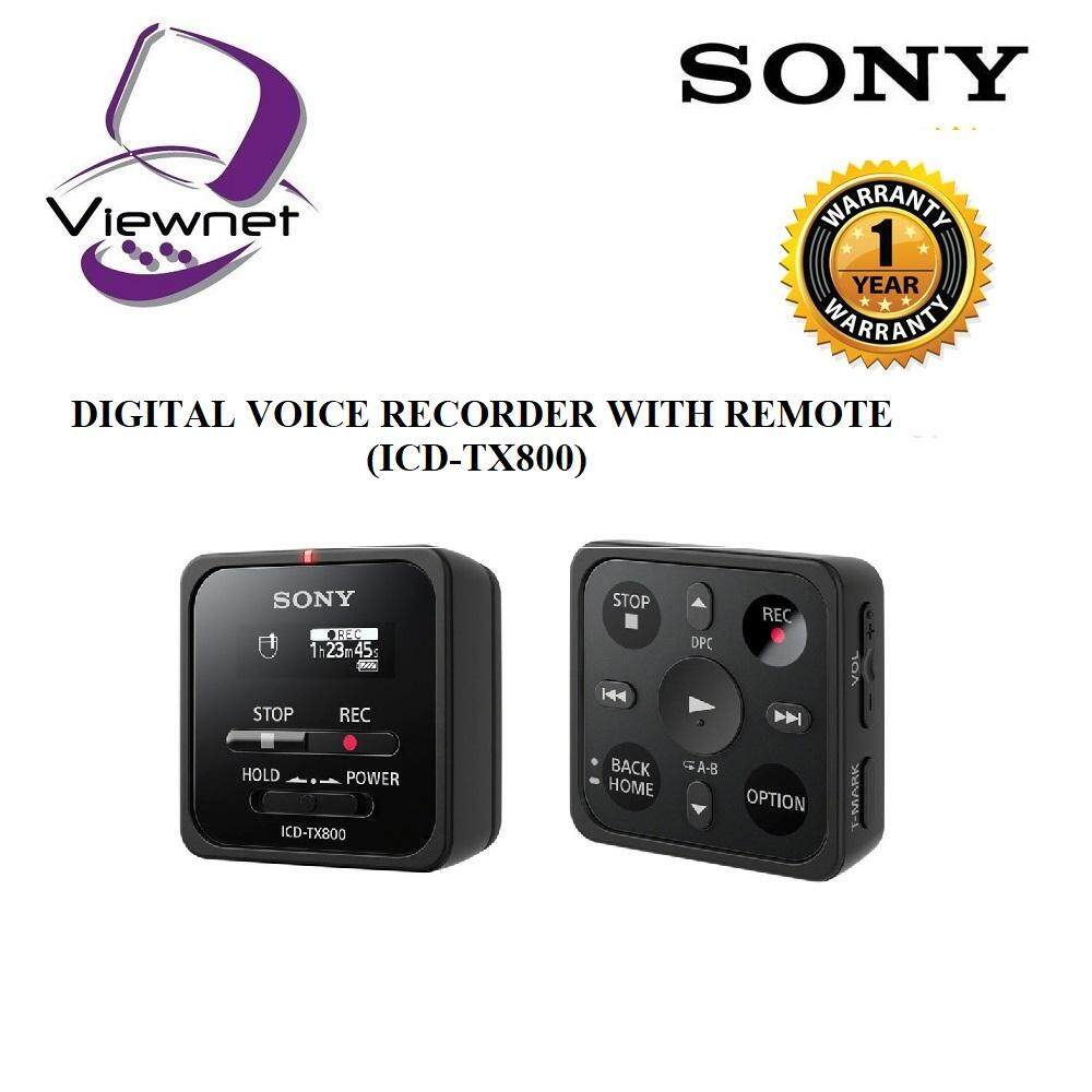 Sell Sony Digital Voice Cheapest Best Quality My Store Tx800 Recorder Tx Series Icd With Remotemyr930 Myr 938