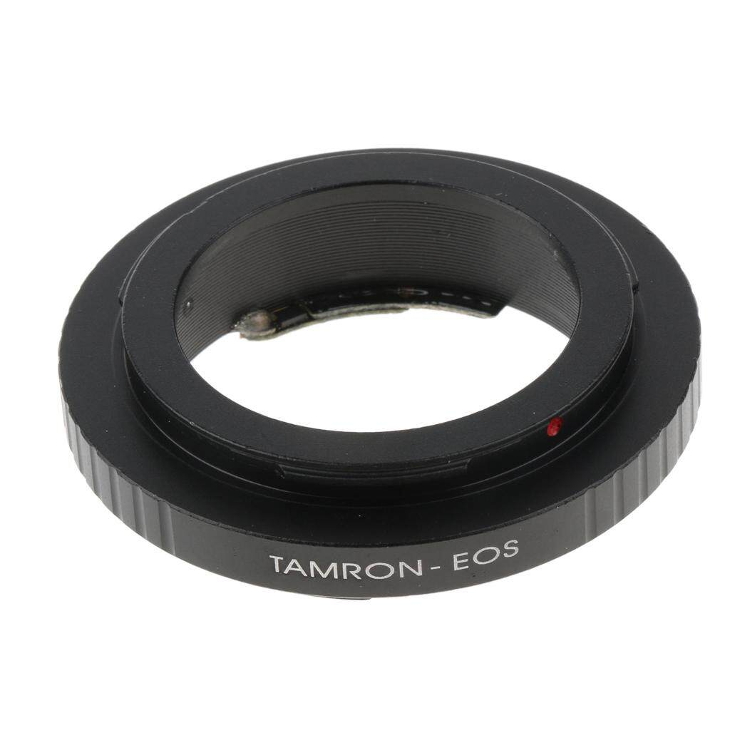 Miracle Shining Metal Camera Lens Adapter Ring with Chip Converter for Tamron to Canon EOS