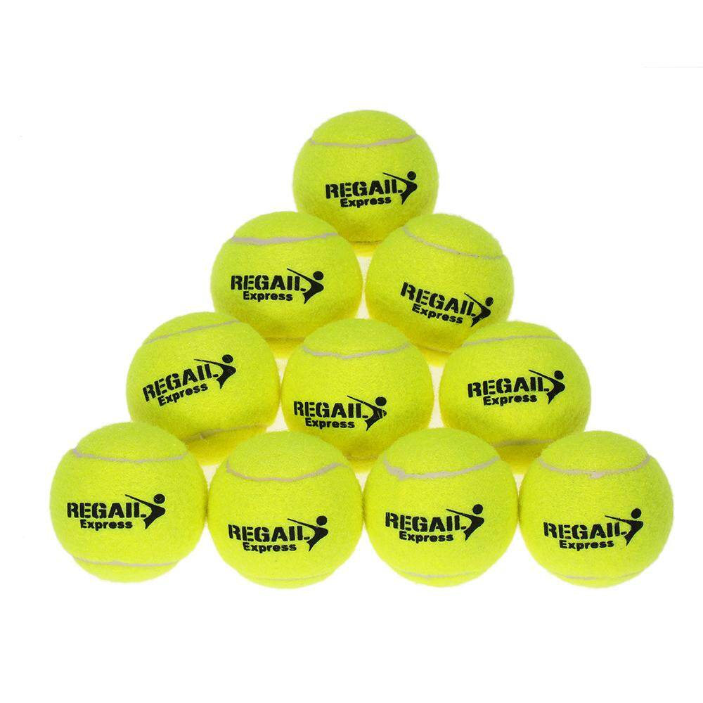 Bảng giá 10pcs/bag Tennis Training Ball Practice High Resilience Training Durable Tennis Ball Training Balls for Beginners Competition