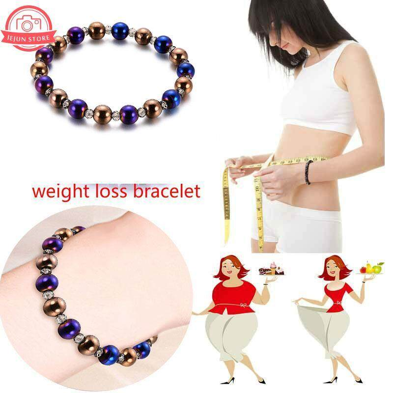Lejun Neutral Multicolor Reduce Weight Weight Loss Bracelet By Lejun Store.
