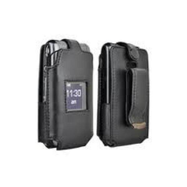 Smartphone Cases Cases Verizon Oem Samsung Haven U320 U 320 Fitted Leather Case with Swivel Rotate Belt Clip Sealed in Verizon Wireless Retail Package - intl