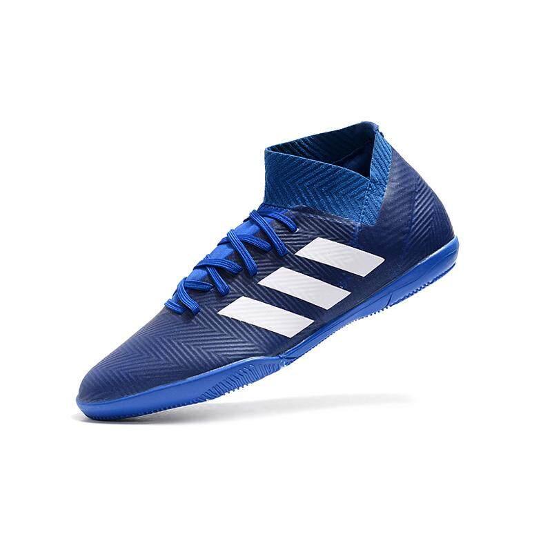344b740e6 High Ankle Football Boots Superfly Original Nemeziz Football Shoes Adulto Men's  Indoor Soccer Shoes Tango 18.3