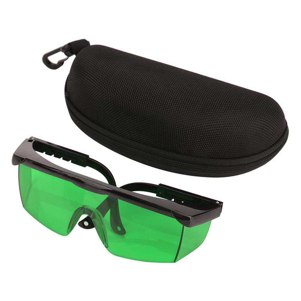 minxin Laser Beam Veiw Visibility Vision Enhancement Glasses Goggle for Laser Level (Green)