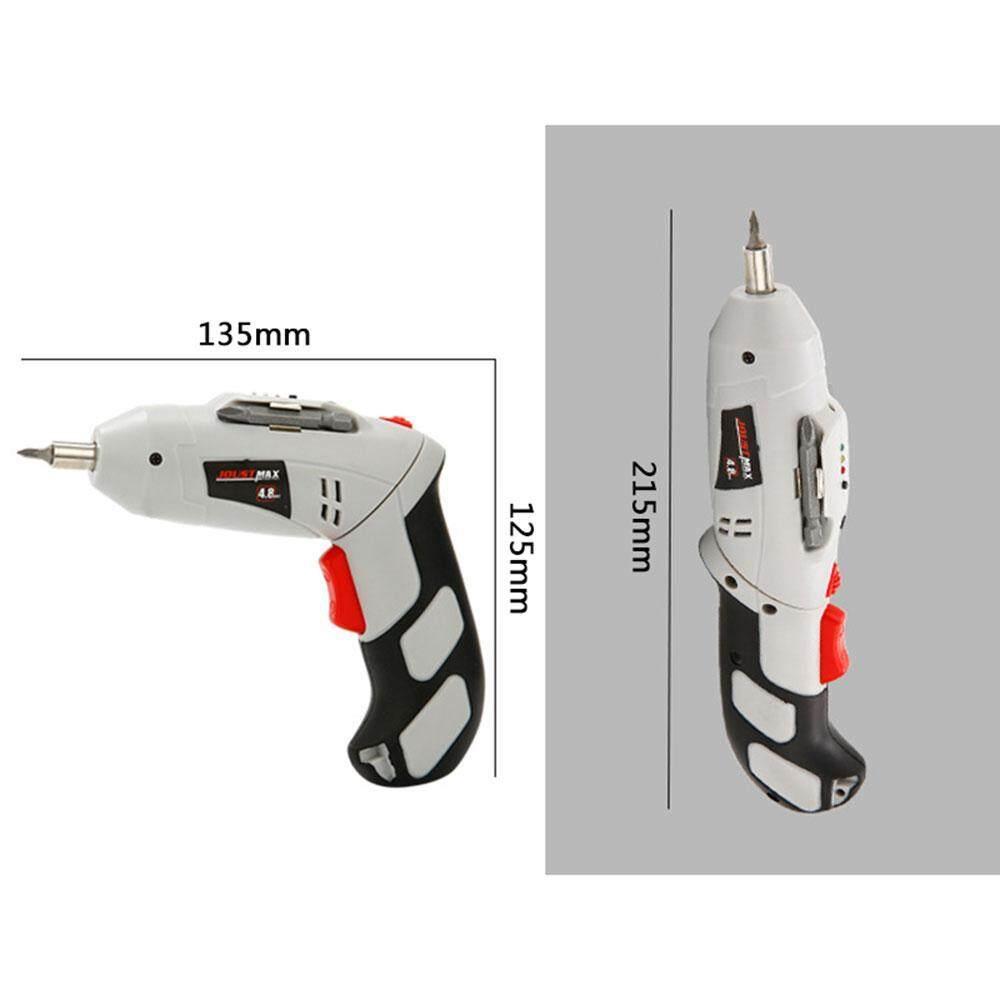 Cordless Screwdriver Drill Tools Set Rechargeable 40cmflexible Mesin Bor Baterai 10mm Aeg Bsb12c2li 2 Woowof Non Slip Electric Bits Kit