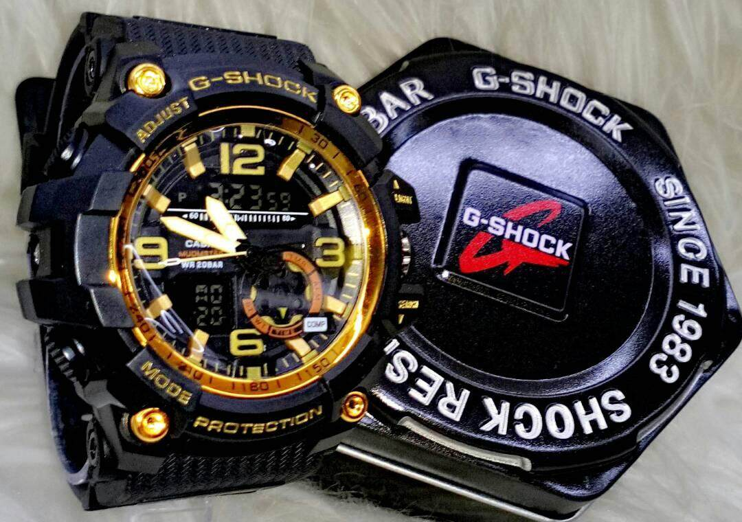 Features Gshock Mudmaster Gg 1000 1a5 Dan Harga Terbaru Info Casio G Shock 1a Ana Dagi Dual Time 20 Bar Watch