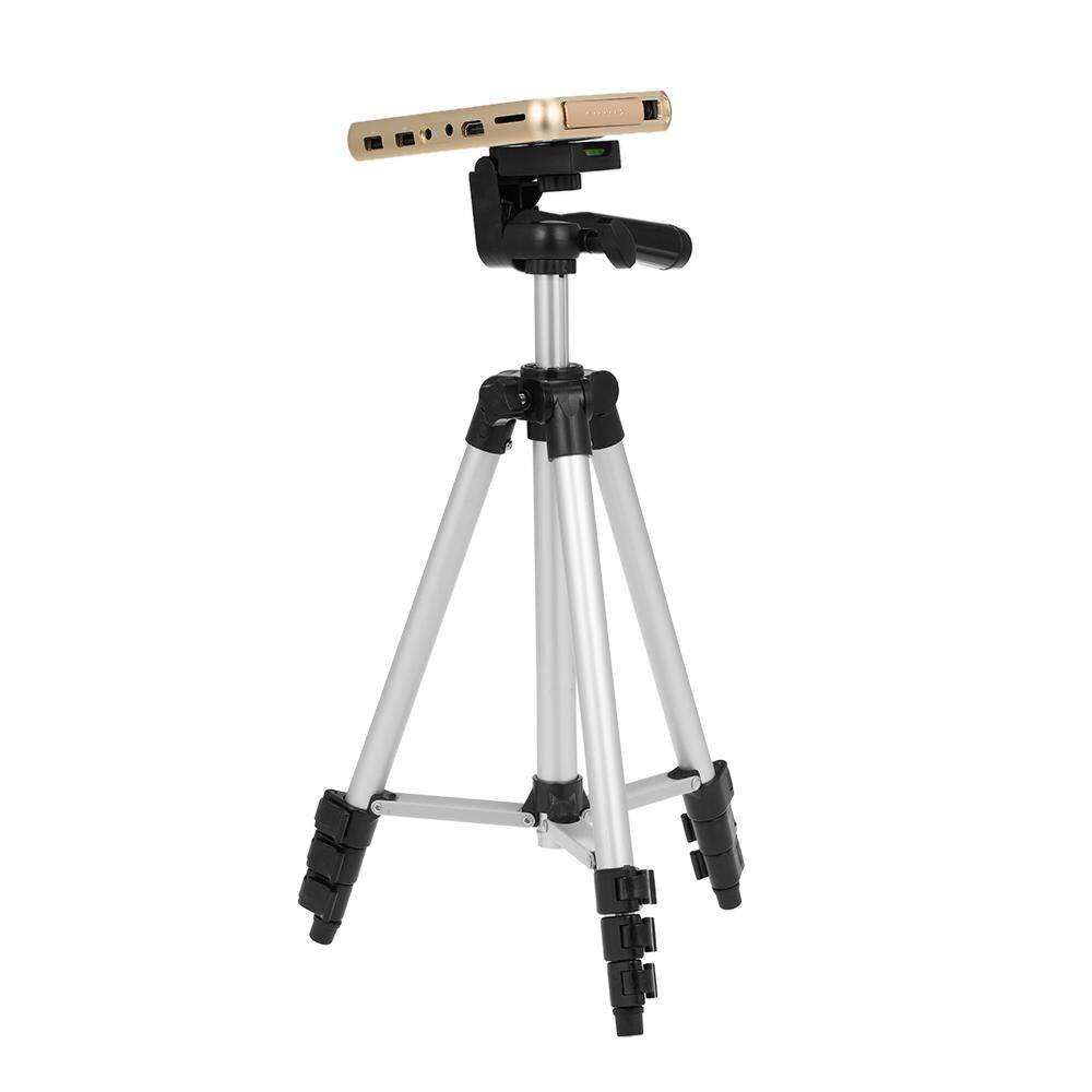 JF-3110 35-130cm Aluminum Alloy Tripod Portable Lightweight Travel 3-sections Stand