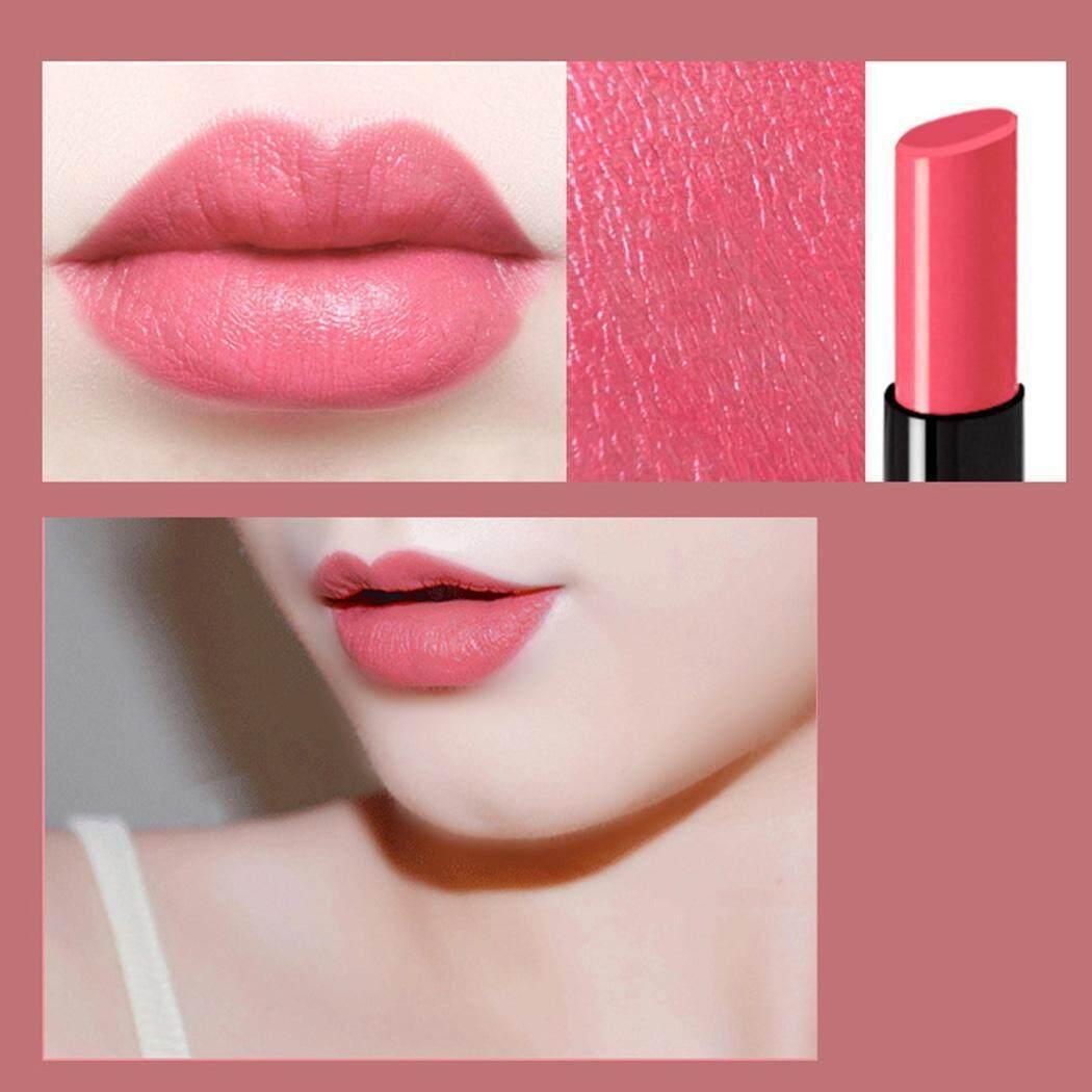 Cyber Matte Lipstick Long Lasting Waterproof Pastel Lipstick Pencil Makeup Cosmetics - intl Philippines