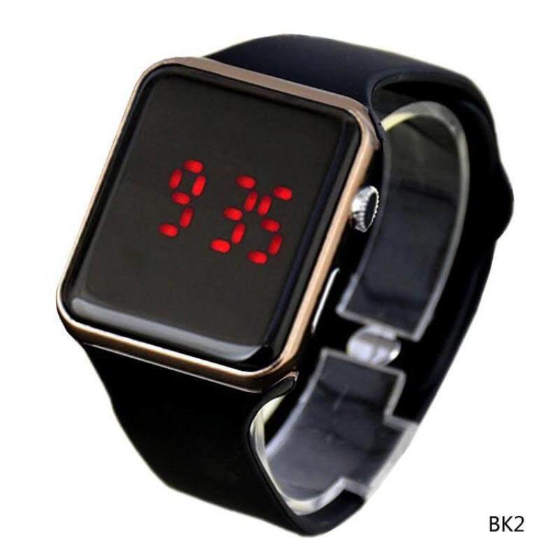 Women Men Luxury LED Digital Date Sports Quartz Watch Malaysia