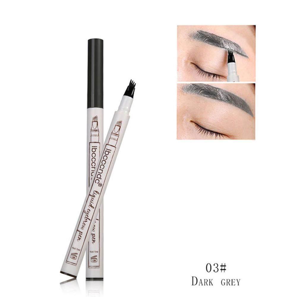 Buy Sell Cheapest Pen Gel Odemei Best Quality Product Deals Pulpen Bisa Dihapus Eenten Eyebrow With Four Tips Long Lasting Waterproof Brow For Eyes Makeup