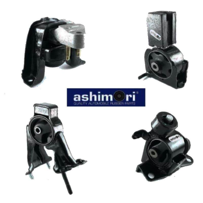 Ashimori Ashimori Engine Mount Set for Toyota Altis ZZE122 1.8 (Auto) Mounting