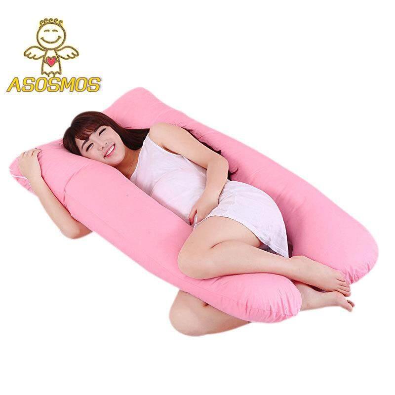Asm New Maternity Pregnancy Boyfriend Arm Body Sleeping Pillow Case Covers Sleep U Shape Cushion Cover By Asosmos.