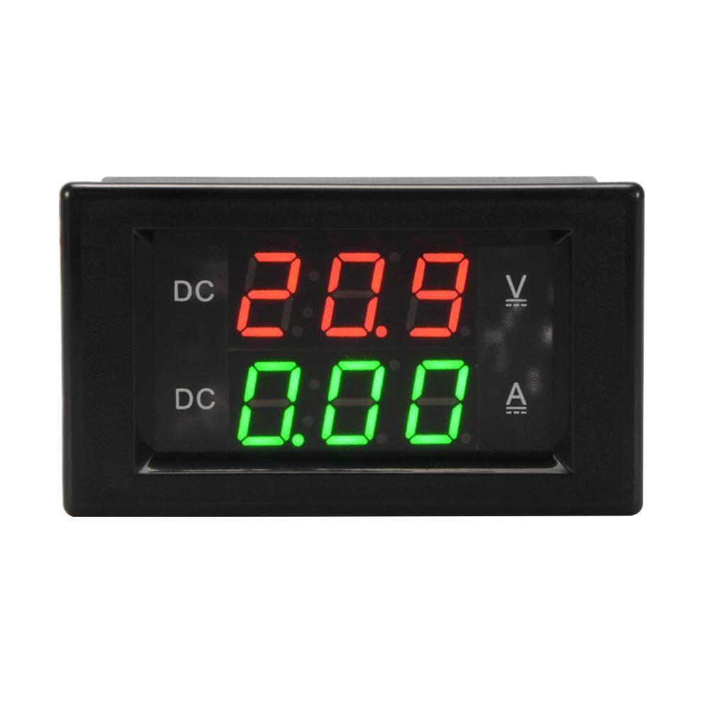 Dc3.5-30v 20a Voltmeter Digital Ammeter Led Amp Volt Tester Dual Display Bi901 By Xcsource Shop.